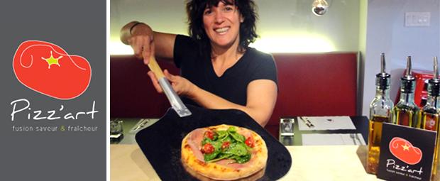 Pizz'art: manouvelle destination gourmande!