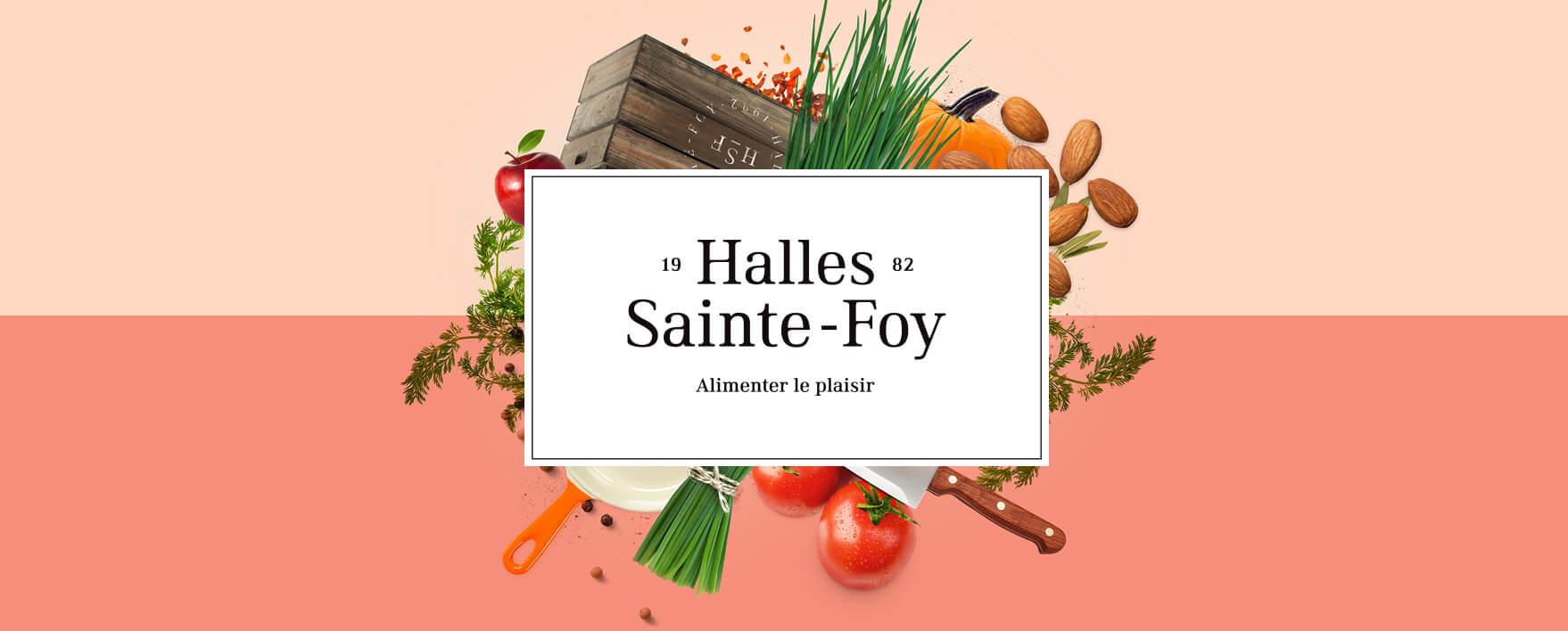 Une promo alléchante pourlelancement automnal desHallesSainte-Foy