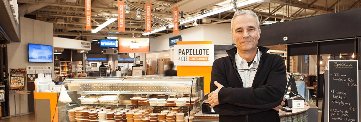 Papillote & Cie / Le prêt-à-manger : pâtes et idées fraîches depuis 1982
