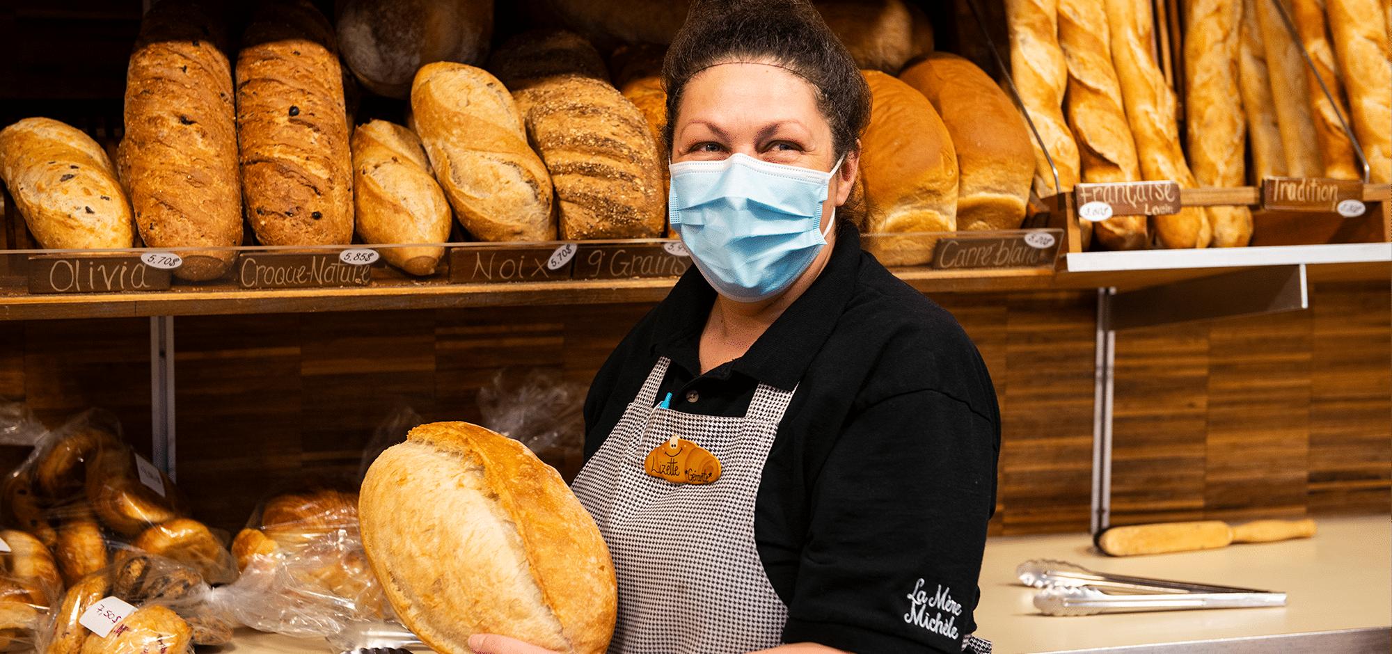 Boulangerie La Mère Michèle: lerespect delapure tradition boulangère depuis plus de 30ans