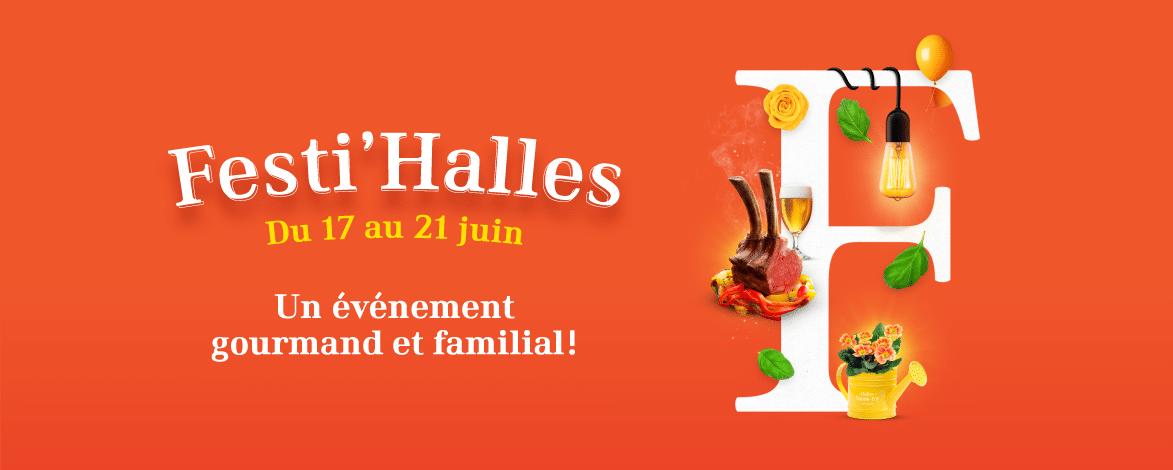 Le Festi'Halles est de retour!